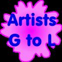 Artists G-L