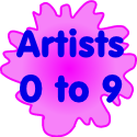 Artists 0-9