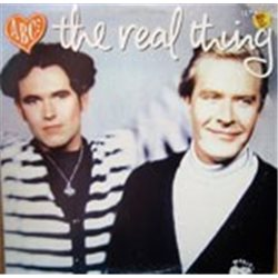 "ABC / The Real Thing (Stamped Promo) (12"")"
