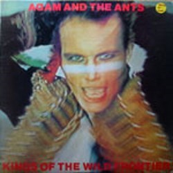 Adam and the Ants / Kings of the Wild Frontier (LP)
