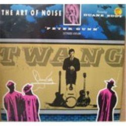 """Art of Noise, The / Peter Gunn f. Duane Eddy (UK Press) (12"""")"""