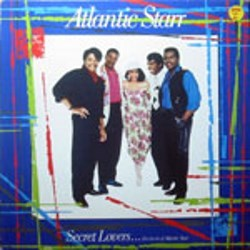 Atlantic Starr / Secret Lovers...Best of Atlantic Starr (LP)