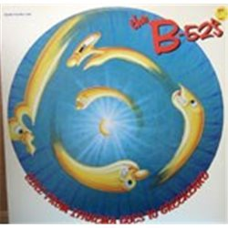 "B-52's, The / Girl from Ipanema Goes to Greenland (12"")"