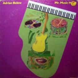 Belew, Adrian / Mr. Music Head (LP)