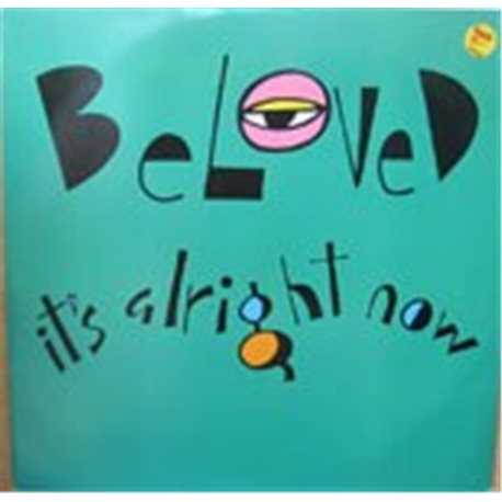 """Beloved, The / It's Alright Now (UK Press) (12"""")"""
