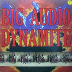Big Audio Dynamite / Megatop Phoenix (LP)