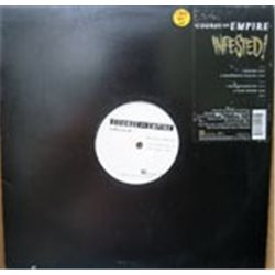 """Course of Empire / Infested! (12"""")"""