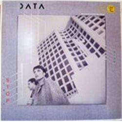 """Data / Stop (Stamped Promo) (12"""")"""