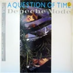 "Depeche Mode / A Question Of Time (12"")"