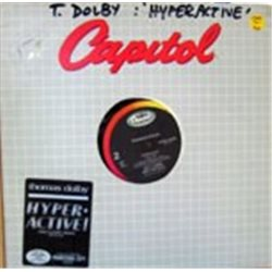 "Dolby, Thomas / Hyperactive (Promo) (12"")"