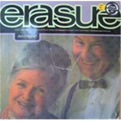 """Erasure / Am I Right? (EP 1) (UK Press) (12"""")"""