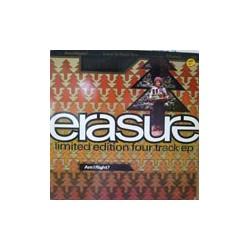 """Erasure / Am I Right? (EP 2) (UK Press) (12"""")"""