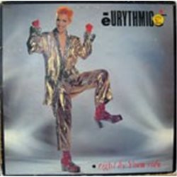 """Eurythmics / Right By Your Side (12"""")"""
