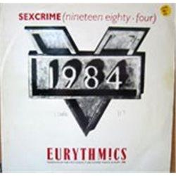 """Eurythmics / Sexcrime (1984) (UK Press) (12"""")"""