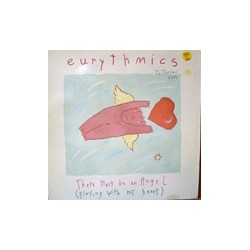 """Eurythmics / There Must Be An Angel (Playing With My Heart) (German Press) (12"""")"""