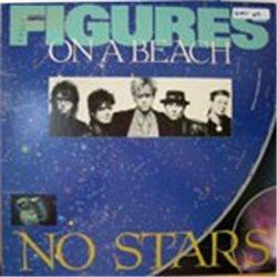 "Figures on a Beach / No Stars (12"")"