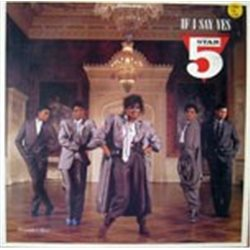 """Five Star / If I Say Yes (12"""")"""