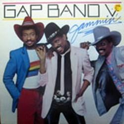 Gap Band, The / The Gap Band V Jammin' (LP)