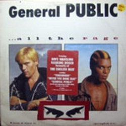 General Public / All the Rage (LP)