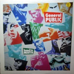 General Public / Hand to Mouth (LP)