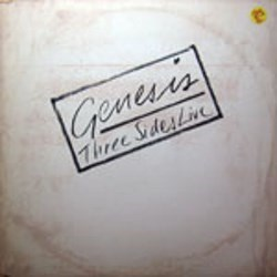 Genesis / Three Sides Live (2xLP) (Gatefold Cover) (LP)