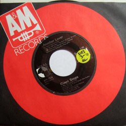 "Giant Steps / Another Lover (7"")"
