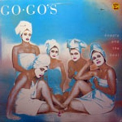 Go-Go's, The / Beauty and the Beat (LP)