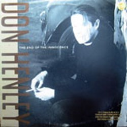 Henley, Don / The End of the Innocence (Stamped Promo) (LP)