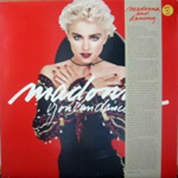 Madonna / You Can Dance (w/Cover Overlay) (LP)