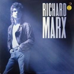 Marx, Richard / Richard Marx (LP)
