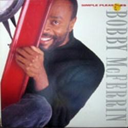 McFerrin, Bobby / Simple Pleasures (Columbia House Pressing) (LP)