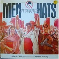 "Men Without Hats / Living in China (UK Pressing) (12"")"