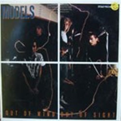 "Models, The / Out of Mind, Out of Sight (Stamped Promo) (12"")"
