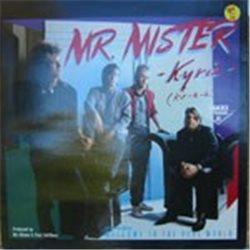 "Mr. Mister / Kyrie (German Pressing) (12"")"