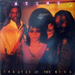 Mtume / Theatre of the Mind (Stamped Promo) (LP)