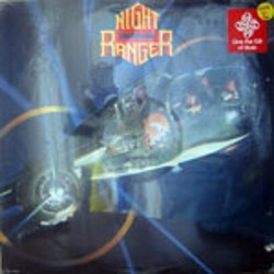 Night Ranger / 7 Wishes (Sealed) (LP)