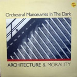 Orchestral Manoeuvres in the Dark / Architecture & Morality (LP)