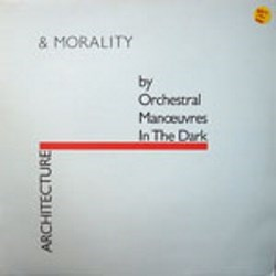 Orchestral Manoeuvres in the Dark / Architecture & Morality (UK Pressing) (LP)