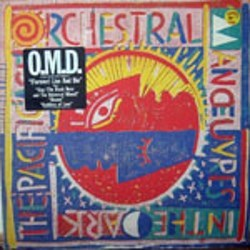 Orchestral Manoeuvres in the Dark / The Pacific Age (Stamped Promo) (LP)