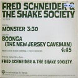 "Schneider, Fred & the Shake Society / Monster (Promo) (12"")"