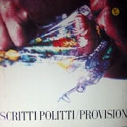 Scritti Politti / Provision (LP)