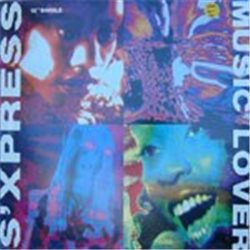 """S'Express / Music Lover (12"""")"""