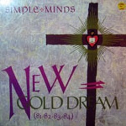 Simple Minds / New Gold Dream (81-82-83-84) (LP)
