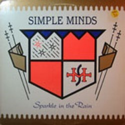 Simple Minds / Sparkle in the Rain (LP)