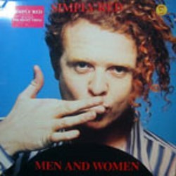 Simply Red / Men and Women (Pressed Promo) (LP)