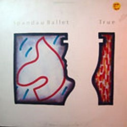 Spandau Ballet / True (German Pressing) (LP)