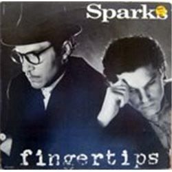"""Sparks / Fingertips (Stamped Promo) (12"""")"""
