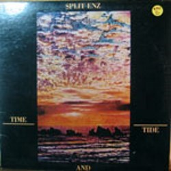 Split Enz / Time and Tide (LP)