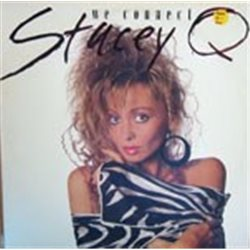"""Stacey Q / We Connect (12"""")"""