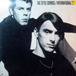 Style Council, The / Internationalists (LP)